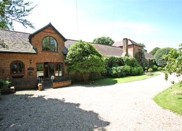 Thumbnail 6 bed barn conversion for sale in Poyle Road, Tongham, Farnham, Surrey