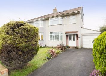 Thumbnail 4 bed semi-detached house for sale in Rousham Road, Eastville, Bristol