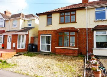 Thumbnail 3 bed semi-detached house for sale in Swindon Road, Stratton St. Margaret, Swindon