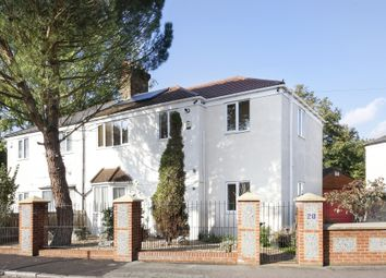 Thumbnail 4 bed semi-detached house for sale in Mccall Crescent, London