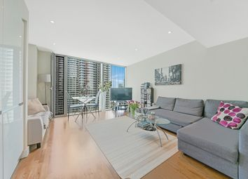Thumbnail 1 bed flat for sale in East Tower, Landmark, Canary Wharf