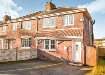 Thumbnail 3 bed semi-detached house for sale in Moore Crescent, Oldbury