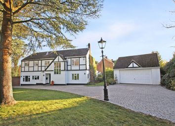 Thumbnail 5 bed detached house for sale in Dene Close, Chilworth, Southampton