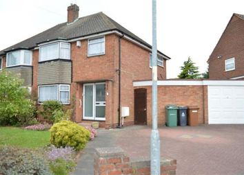 Thumbnail 3 bedroom semi-detached house for sale in Cookesley Close, Pheasey Great Barr, Great Barr, Birmingham