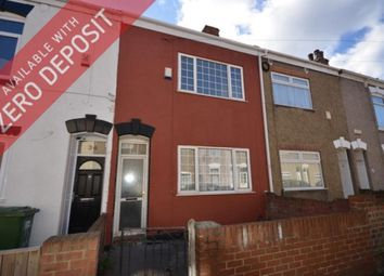Thumbnail 3 bedroom terraced house to rent in Duke Street, Grimsby