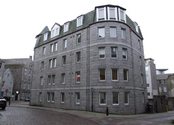 Thumbnail 1 bed flat to rent in Carmelite Street, Aberdeen