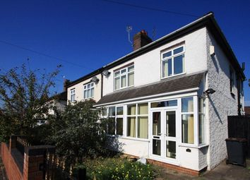 Thumbnail 3 bed semi-detached house to rent in Court Lane, Newcastle-Under-Lyme
