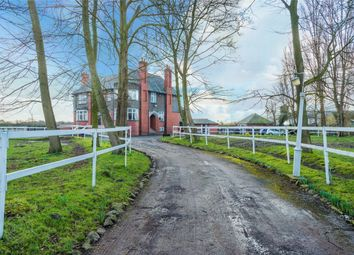 Thumbnail 9 bed detached house for sale in Kenyon Lane, Lowton, Warrington, Lancashire