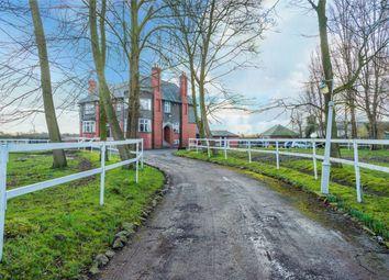 Thumbnail 9 bedroom detached house for sale in Kenyon Lane, Lowton, Warrington, Lancashire