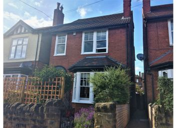 Thumbnail 3 bed detached house for sale in Leonard Avenue, Nottingham