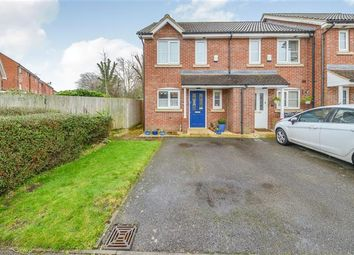 Thumbnail 2 bed end terrace house to rent in Buttercup Close, Hatfield