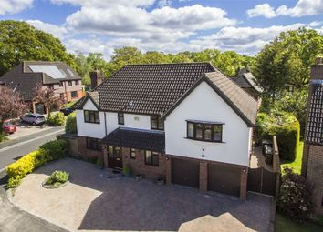 Thumbnail 4 bed detached house for sale in Montgomery Way, Chandler's Ford, Eastleigh, Hampshire