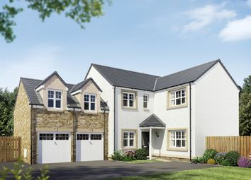 "Thumbnail 5 bed detached house for sale in ""The Holyrood"" at Hamilton Road, Larbert"