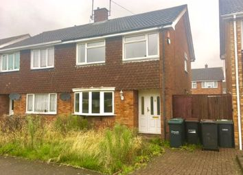Thumbnail 3 bedroom semi-detached house for sale in Toddington Road, Luton, Bedfordshire