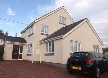 Thumbnail 4 bed detached house for sale in Maes Y Llenor, Talysarn, Caernarfon