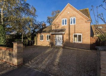 Thumbnail 3 bed detached house for sale in Pymoor, Ely, Cambridgeshire