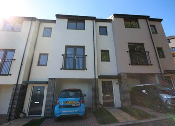 Thumbnail 3 bed town house to rent in Daveys Elm View, Orestone View, Paignton