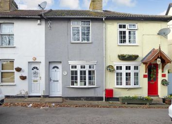 Thumbnail 2 bed terraced house for sale in School Lane, Higham, Rochester, Kent