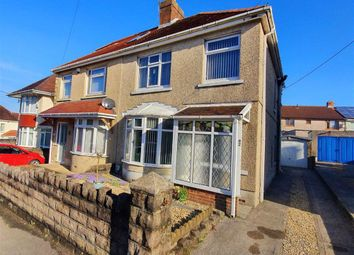 Thumbnail 3 bed semi-detached house for sale in Swansea Road, Garden Village, Swansea