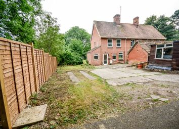 Thumbnail 3 bed end terrace house for sale in South Marston, Swindon