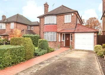 Thumbnail 3 bed property for sale in Belmont Close, Uxbridge, Middlesex