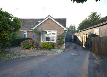 Thumbnail 3 bed bungalow for sale in Thaxted Road, Saffron Walden, Essex