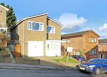 Thumbnail 4 bedroom detached house for sale in Oxenden Road, Golden Valley, Folkestone, Kent
