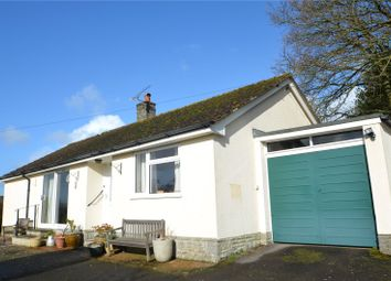 Thumbnail 2 bedroom bungalow for sale in Uffculme Road, Craddock, Cullompton, Devon