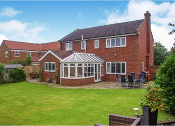 Thumbnail 4 bed detached house for sale in Hornby, Northallerton