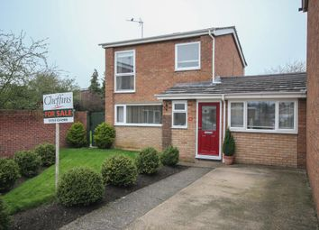 Thumbnail 3 bed link-detached house for sale in Herons Close, Ely