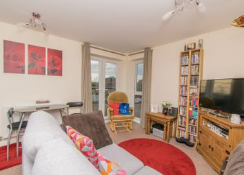 Thumbnail 2 bed flat for sale in 45 Pavilion Close, Leicester