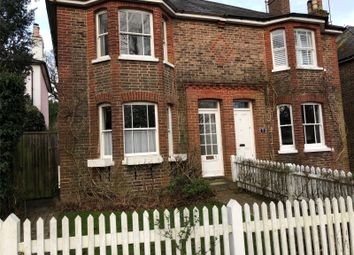 Thumbnail 2 bed semi-detached house to rent in High Street, Lindfield, West Sussex
