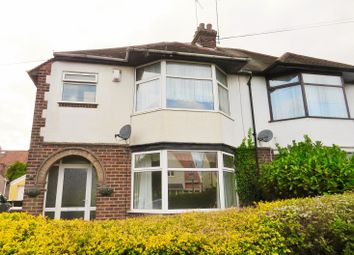 Thumbnail 3 bed semi-detached house to rent in Moseley Avenue, Coundon, Coventry