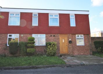 Thumbnail 4 bed end terrace house for sale in Hazel Way, Chingford