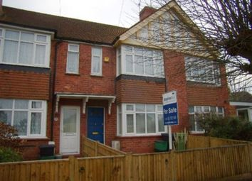 Thumbnail 3 bed terraced house to rent in Sewell Avenue, Bexhill-On-Sea, East Sussex