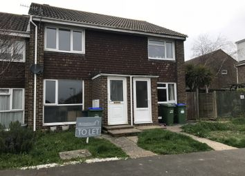 Thumbnail 2 bed property to rent in Belvedere Gardens, Seaford
