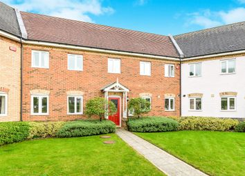 Thumbnail 4 bedroom terraced house for sale in Flax Close, Oakley, Bedford