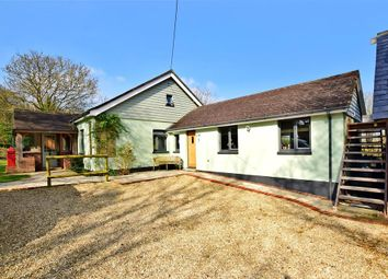 Thumbnail 2 bed bungalow for sale in Ashknowle Lane, Whitwell, Isle Of Wight