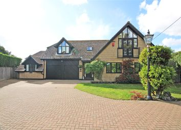 Cedar Gardens, Barton On Sea, New Milton BH25. 4 bed detached house for sale