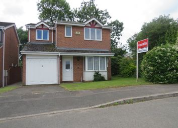 Thumbnail 3 bed detached house for sale in The Dales, Countesthorpe, Leicester