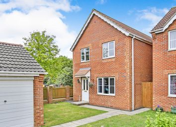 Thumbnail 4 bed detached house for sale in Lyons Gardens, Hetton-Le-Hole, Houghton Le Spring