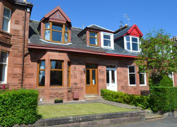Thumbnail 3 bed terraced house for sale in Earlspark Avenue, Newlands, Glasgow