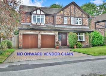 Thumbnail 5 bedroom detached house for sale in Hazelwood Road, Wilmslow