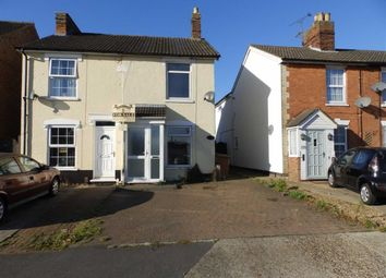 Thumbnail 2 bedroom semi-detached house for sale in Kemball Street, Ipswich