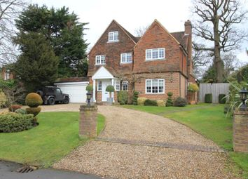 Thumbnail 6 bed detached house to rent in South View Road, Pinner