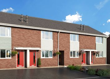 "Thumbnail 3 bedroom property for sale in ""The Laurel At Meadow View, Shirebrook"" at Brook Park East Road, Shirebrook, Mansfield"