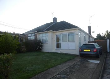 Thumbnail 2 bed semi-detached bungalow to rent in Eastwood Rise, Eastwood, Leigh-On-Sea