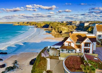 Thumbnail 5 bed detached house for sale in Island Crescent, Newquay
