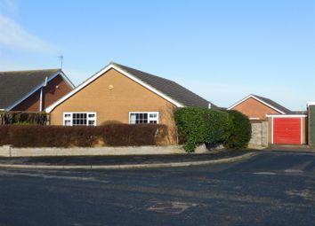 Thumbnail 3 bed detached bungalow for sale in St. Vincent Close, Skegness, Lincs