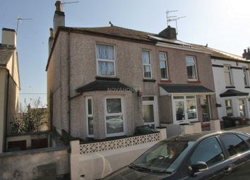 Thumbnail 1 bed flat for sale in Evelyn Street, St Budeaux